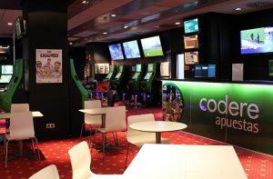 Sala de juegos de Codere