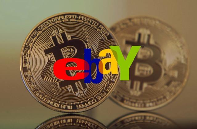 eBay considera incluir a bitcoin y otras criptomonedas como métodos de pago