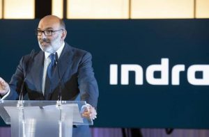 Presidente de Indra, Fernando Abril Martorell