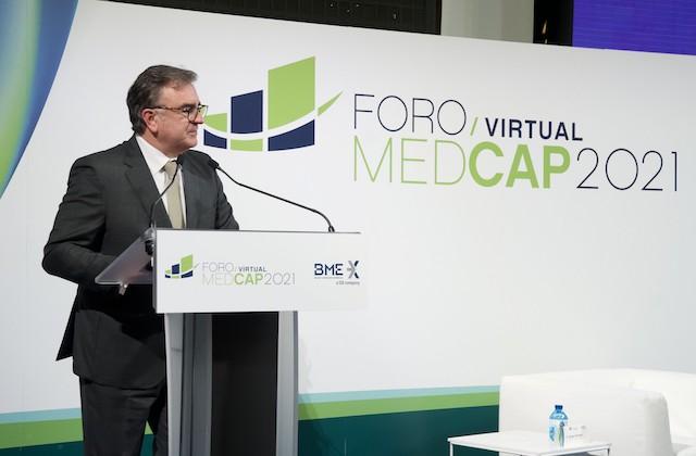 Javier Hernani Medcap 2021