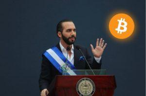 Bitcoin moneda de curso legal en El Salvador
