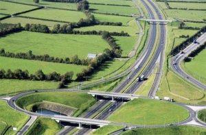 Autopista de Ferrovial en Escocia