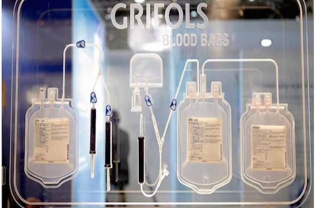 Labortaorio de Grifols