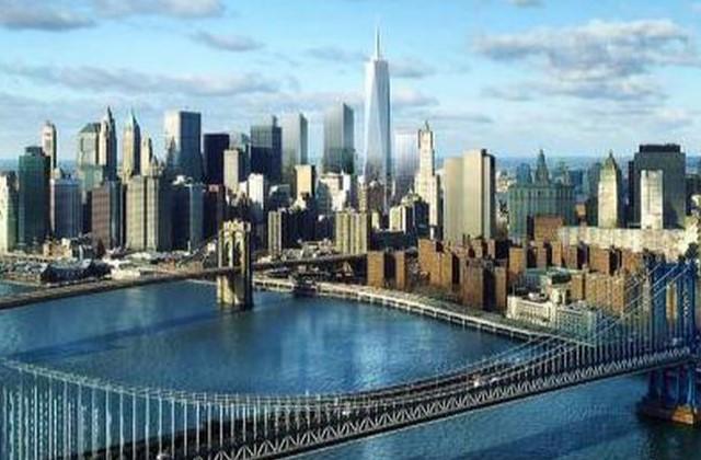 Infraestructuras Nueva York