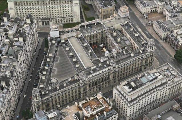 Promoción hotelera Old War Office (Londres)