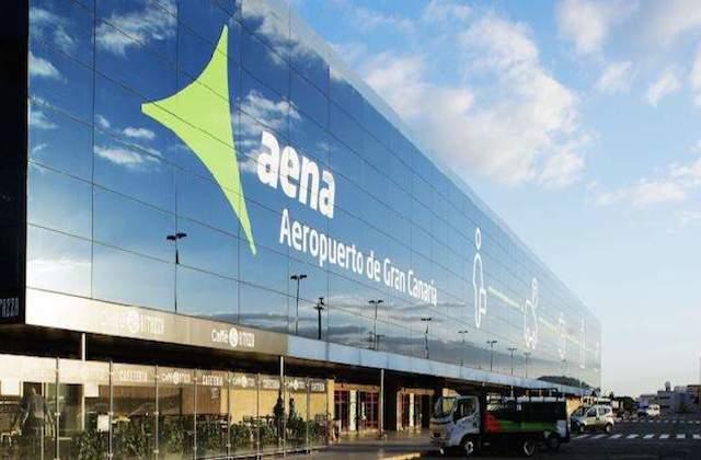 Aeropuerto de Gran Canaria (Aena)
