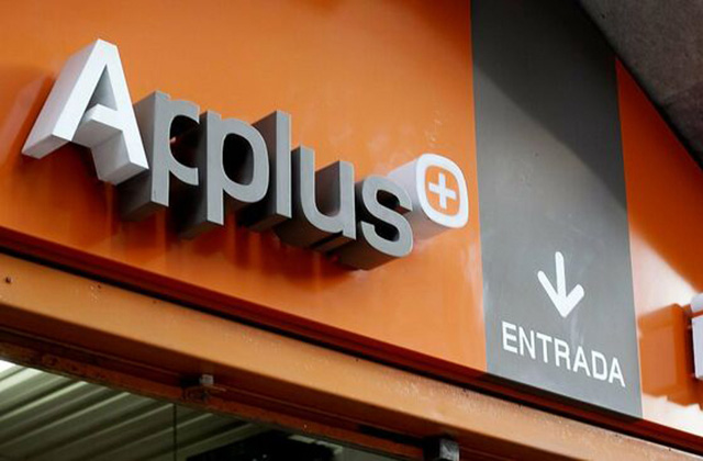 Applus+ logo