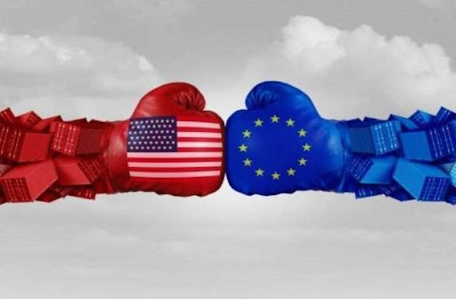 Aranceles de EEUU sobre productos europeos