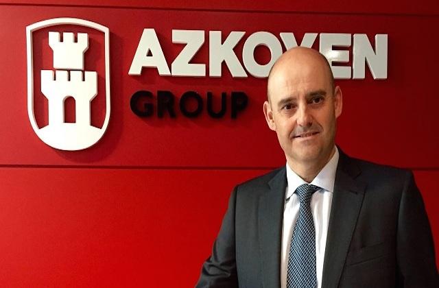 Eduardo Unzu, consejro ejecutivo de Azkoyen