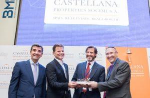 Salida a bolsa de Castellana Properties en 2019