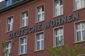 Oficina Deutsche Wohnen
