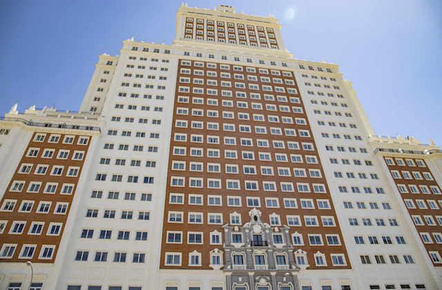 Madrid_Edificio_España