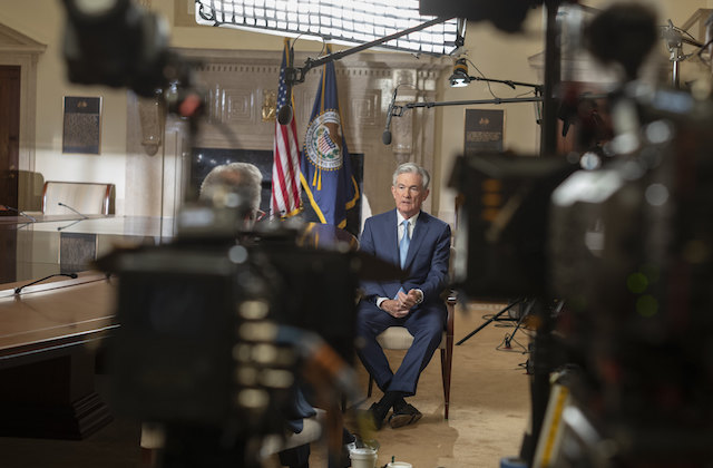 Jerome Powell Fed Entrevista 2021