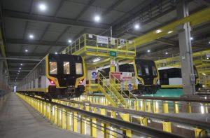 Línea 3 de metro de Lima (Perú)