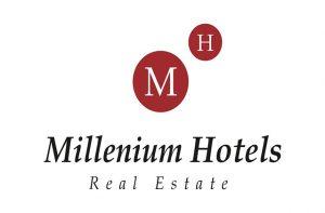 Logo- MIllenium Hotels