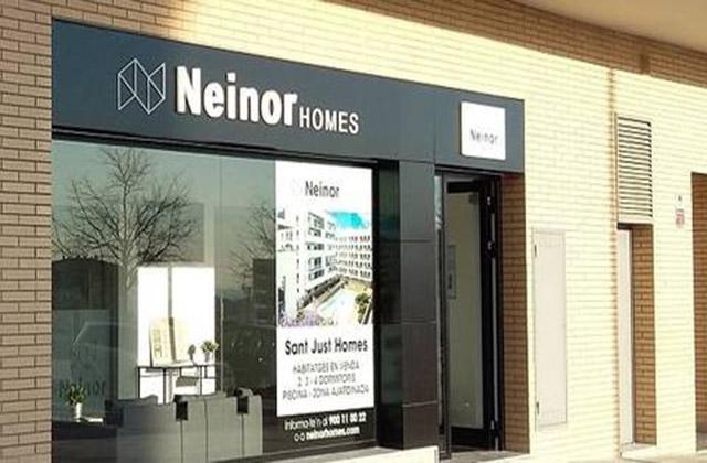 Oficina de Neinor Homes