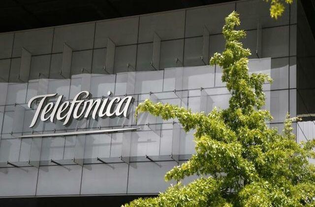 Telefonica- Logo