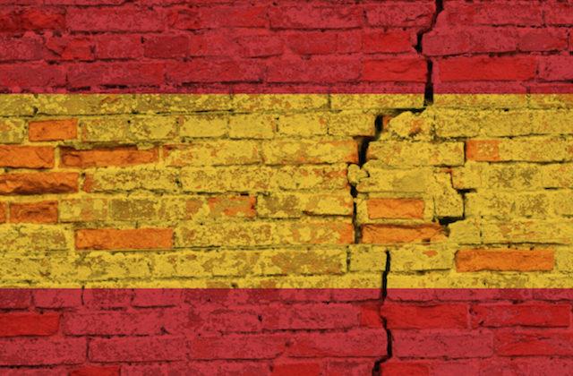 España_bandera_pared