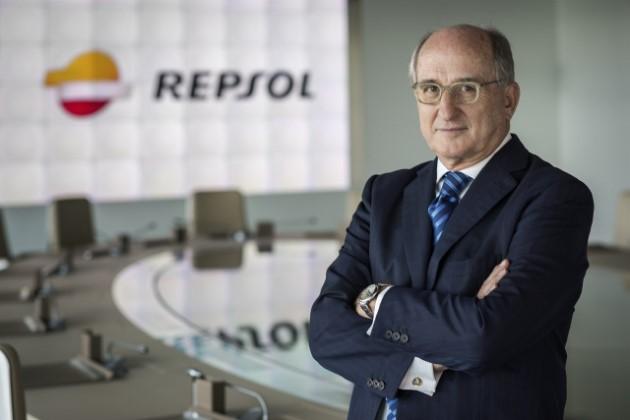 Antoni Brufau, presidente de Repsol