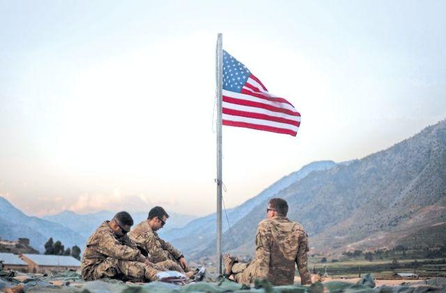 Tropas de EEUU en Afganistan