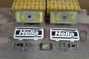 Componentes de automovil de Hella