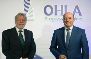 Cúpula directiva de OHLA