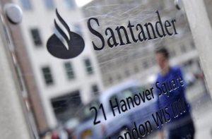 Sucursal de Banco Santander en Reino Unido