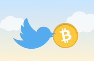Twitter permite el envío de bitcoin