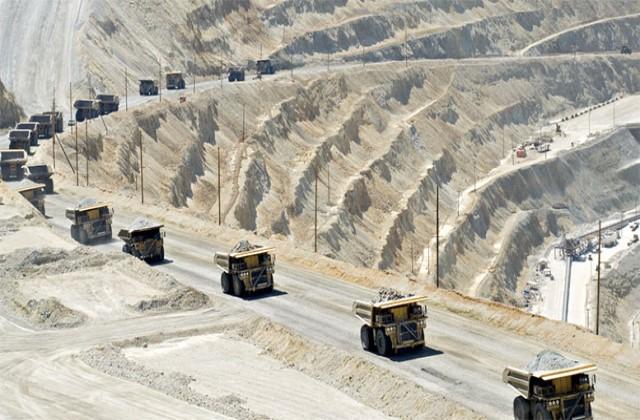 Trasnporte de tierras raras en China