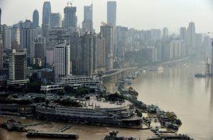Boom inmobiliario en China